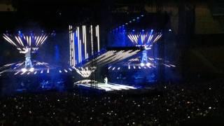 """Tiziano Ferro """"Lento/Veloce"""" live San Siro 16 giugno 2017"""