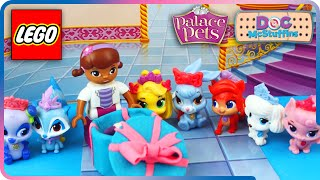 ♥ LEGO Doc McStuffins Rescue Palace Pets (Episode 3)