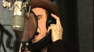 Jon Bon Jovi & Ray Davies in the studio