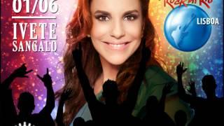 CD IVETE SANGALO RIR LISBOA 2012 - BRASILEIRO