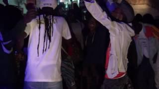 DJLASS ANGEL VIBES LONGSIDE EYTI ROOTS (VIDEO) IN SENEGAL (MARCH REFIX 2017)