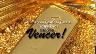 Afirmações positivas para a Prosperidade
