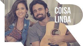 Coisa Linda - Tiago Iorc Cover ( Luisa Raposo part. Renan Uchôa )