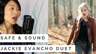 Safe & Sound (The Hunger Games) - Duet with Jackie Evancho ;-)