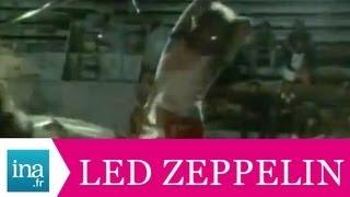 "Led Zeppelin ""Communication breakdown"" (live) - Archive vidéo INA"