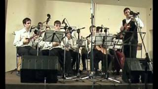 stara pazova - gradski tamburashki orkestar - kondorov let.AVI