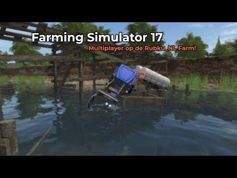Farming Simulator 17 (Opname 25/09/2018)