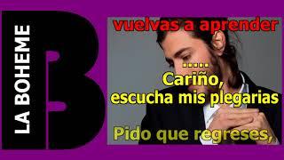 Salvador Sobral Amar pelos dois ESPAÑOL Karaoke