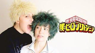 BNHA |  MY HERO ACADEMIA Deku's Guide to Bullying / Bakugou's Breakdown
