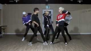 VIXX 'Chained Up' mirrored Dance Practice