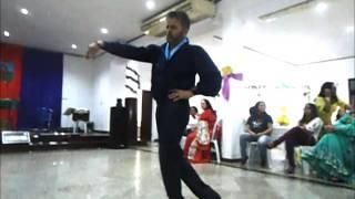IV Festa Cigana da Confraternização SEMERARO baila música GEORGE MICHAEL