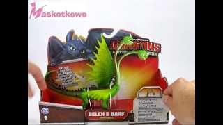 Dragons (Jeźdźcy smoków) - Action Figure (Figurka akcji) - Belch & Barf