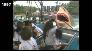 Kidd's Kids 1997 - Jaws Scares The Kids!