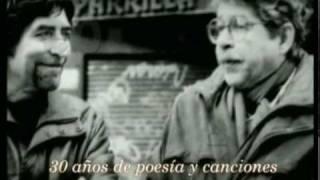 Alejandro Sanz y Joaquín Sabina, dúo de lujo