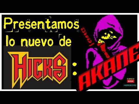 Presentamos lo nuevo de Hicks: Akane