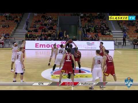 Adria Cup: GTK Gliwice - BC Hellmann Vienna
