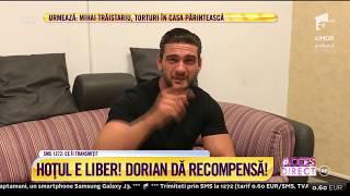 Dorian Popa nu se lasă! La aproape 48 de ore de când a fost furat, artistul oferă recompensă