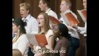 Hino SUD 33 - Glória a Deus Cantai (Português)