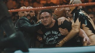 Unseen footage of Roman Reigns, Braun Strowman and Samoa Joe's wild brawl: Exclusive, July 26, 2017