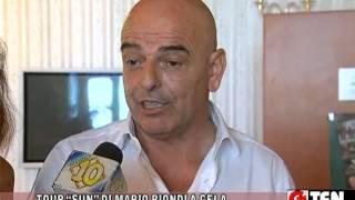 """TOUR """"SUN"""" DI MARIO BIONDI A GELA"""