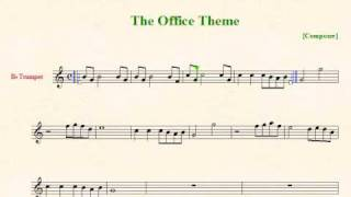 the office theme youtube