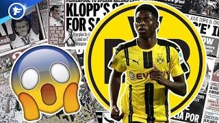 Ousmane Dembélé veut quitter Dortmund | Revue de presse