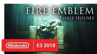 Fire Emblem Three Houses - Official Game Trailer - Nintendo E3 2018 width=