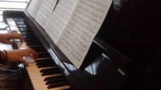 Galerias Velvet - Piano Cover - Intro (Alba Llibre)