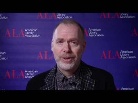 2017 ALA Midwinter - Scott Westerfeld on Libraries Changing Lives