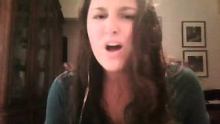 Broken Arrow - Pixie Lott (cover)