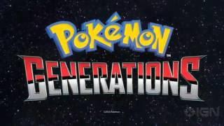 Pokemon Generations Trailer [ชับไทย]