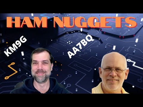 Ham Nuggets Live! w/Fred Lloyd, AA7BQ QRZ