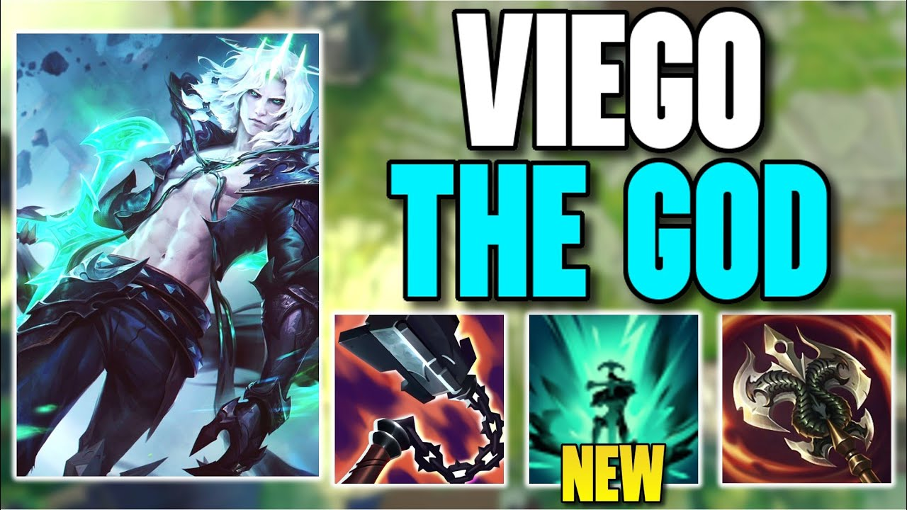 TC Zwag - THIS VIEGO BUILD TURNS YOU INTO A 1V9 KILLING MACHINE (BROKEN NEW CHAMPION) - League of Legends