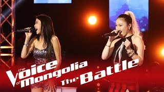"Odmandakh vs Jargal - ""Beep"" - The Battle - The Voice of Mongolia 2018"