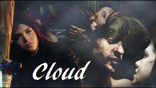 Lincoln and Octavia || cloud