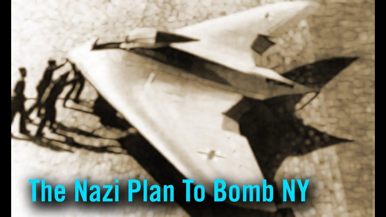 The Nazi Plan to Bomb New York