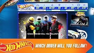 Team Hot Wheels Commercial - Which Driver Will You Follow? | Hot Wheels