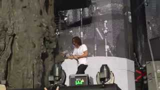 Soundgarden - Kickstand live in Hyde Park London, 4 July 2014