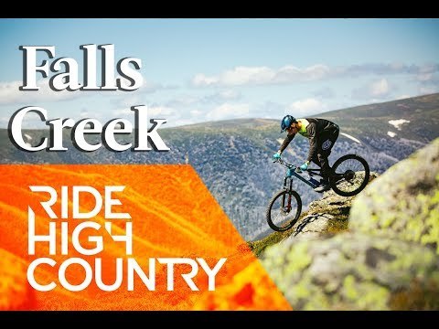 Ride High Country in Motion - Falls Creek