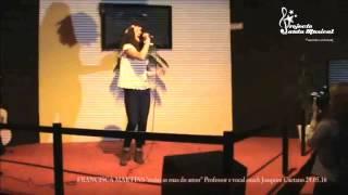 """Francisca Martins """"Todas as ruas do amor"""" Flor de Lis"""
