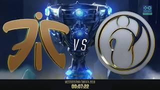 [PL] Worldsy 2018 | FINAŁ | FNC vs IG