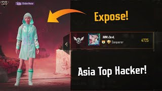 Asia No 1 Player Hacking Exposed | Every Solo Rank Pushing Player Must Watch This | Gamexpro