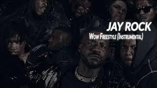 Jay Rock - Wow Freestyle ft. Kendrick Lamar [BEST INSTRUMENTAL] REPROD BY. MAC THOMSON