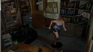 Resident Evil 3 PC  - Matando  Nemisis Na Faca