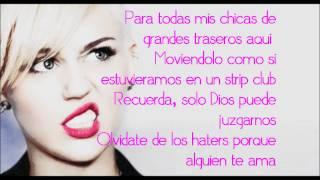 We Can't Stop -Subtitulos al español- Miley Cyrus