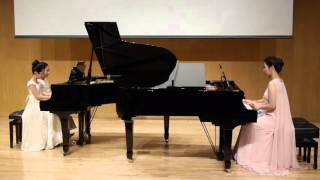 바흐 미뉴에트(Bach Minuet) 2 piano 4 hands - 김연우 강은채 한혜정 박진희 2015. 2. 15.