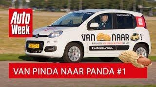 Van Pinda Naar Panda #1