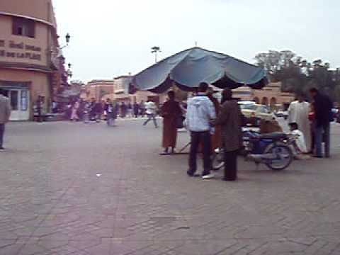 Djemaa El Fna – by Day