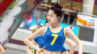 Girls' Generation - OH!, 소녀시대 - 오!, Music Core 20100306