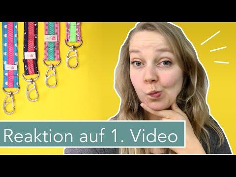 Ich reagiere auf mein 1. YouTube Video   6 Jahre DIY Eule